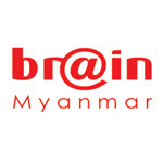 Brain Myanmar Co., Ltd. Web Design