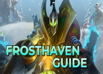 Frosthaven Guide : Tips and Tricks